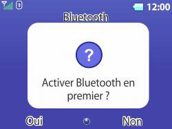 Bouygues Telecom Bc 311 - Photos, vidéos, musique - Envoyer une photo via Bluetooth - Étape 8