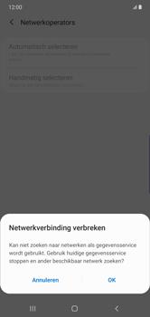 Samsung Galaxy Note10 Plus - Netwerk - gebruik in het buitenland - Stap 11