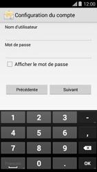 Bouygues Telecom Ultym 5 II - E-mails - Ajouter ou modifier un compte e-mail - Étape 15