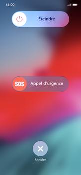Apple iPhone X - iOS 12 - Internet - Configuration manuelle - Étape 10
