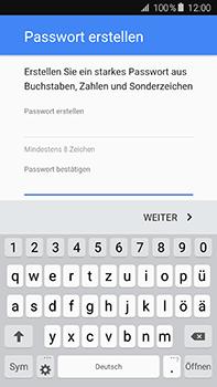 Samsung Galaxy A8 - Apps - Einrichten des App Stores - Schritt 13