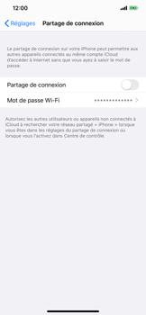 Apple iPhone 11 - Internet et connexion - Utiliser le mode modem par USB - Étape 6