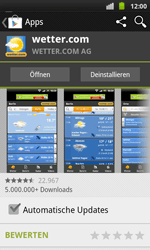 Samsung Galaxy S Plus - Apps - Herunterladen - 0 / 0