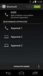Acer Liquid E600 - Bluetooth - verbinden met ander Bluetooth apparaat - Stap 6