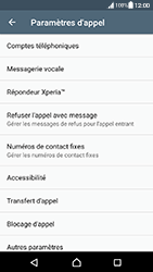 Sony Xperia XA (F3111) - Android Nougat - Messagerie vocale - Configuration manuelle - Étape 5