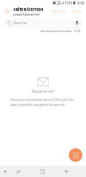Samsung Galaxy J6 - E-mails - Ajouter ou modifier un compte e-mail - Étape 6