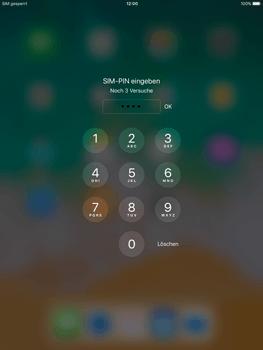 Apple iPad Pro 9.7 inch - iOS 11 - Persönliche Einstellungen von einem alten iPhone übertragen - 29 / 30