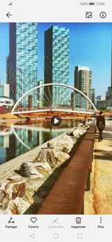 Huawei P Smart Z - Photos, vidéos, musique - Créer une vidéo - Étape 16
