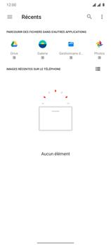 OnePlus 7T - Contact, Appels, SMS/MMS - Envoyer un MMS - Étape 11