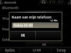 Nokia E6-00 - bluetooth - aanzetten - stap 6
