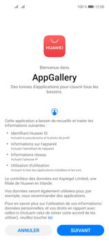 Huawei P40 Lite 5G - Applications - Télécharger une application - Étape 4