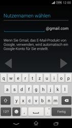 Sony Xperia T3 - Apps - Konto anlegen und einrichten - 8 / 22
