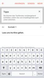 Samsung G920F Galaxy S6 - Android M - E-Mail - E-Mail versenden - Schritt 9