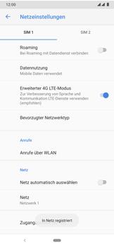 Nokia 7.2 - Netzwerk - Manuelle Netzwerkwahl - Schritt 13