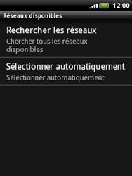 HTC A3333 Wildfire - Réseau - utilisation à l'étranger - Étape 10