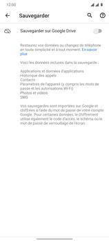 OnePlus 7T - Aller plus loin - Gérer vos données depuis le portable - Étape 9