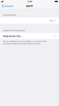 Apple iPhone 8 Plus - E-mail - Account instellen (IMAP met SMTP-verificatie) - Stap 22