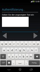 Sony Xperia M2 - Apps - Konto anlegen und einrichten - 18 / 23
