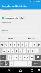 Sony E6553 Xperia Z3+ - E-Mail - Konto einrichten - Schritt 15