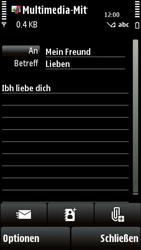 Nokia 5230 - MMS - Erstellen und senden - 15 / 20