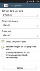 Samsung Galaxy S III Neo - E-Mail - Konto einrichten - 16 / 21