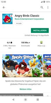 Sony Xperia XZ2 - Android Pie - Apps - Herunterladen - Schritt 16