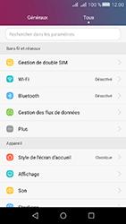 Huawei Y6 II Compact - Internet - Désactiver les données mobiles - Étape 3