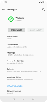 OnePlus 7 Pro - Applications - Supprimer une application - Étape 7