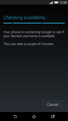 HTC One M8 - Applications - Setting up the application store - Step 9