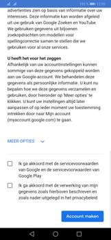 Huawei P30 Pro - Applicaties - Account instellen - Stap 14