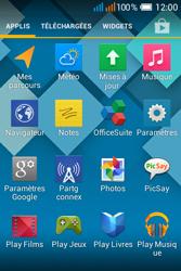 Alcatel OT-4015X Pop C1 - Photos, vidéos, musique - Ecouter de la musique - Étape 3