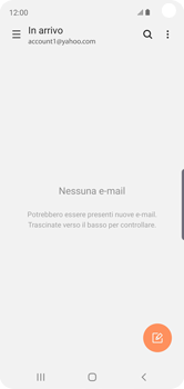Samsung Galaxy S10e - E-mail - 032b. Email wizard - Yahoo - Fase 5