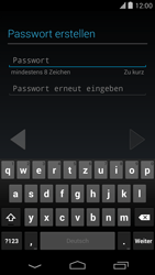 LG D821 Google Nexus 5 - Apps - Konto anlegen und einrichten - Schritt 10