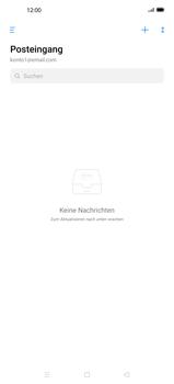 Oppo Find X2 - E-Mail - Manuelle Konfiguration - Schritt 6