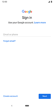 Google Pixel 3 - Email - 032a. Email wizard - Gmail - Step 8
