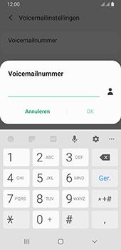 Samsung galaxy-a8-2018-sm-a530f-android-pie - Voicemail - Handmatig instellen - Stap 9
