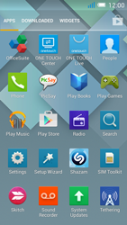 Alcatel One Touch Idol Mini - Applications - How to check for app-updates - Step 3