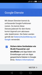 Huawei P9 Lite - E-Mail - Konto einrichten (gmail) - 1 / 1