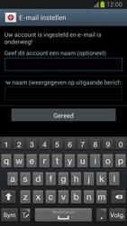 Samsung N7100 Galaxy Note II - E-mail - e-mail instellen: POP3 - Stap 14