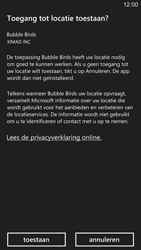 Nokia Lumia 1520 - apps - account instellen - stap 9