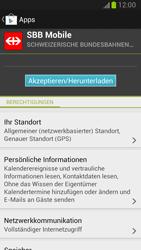 Samsung Galaxy Note II - Apps - Installieren von Apps - Schritt 22