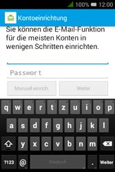 Alcatel OT-4009D Pixi 3 (3.5) - E-Mail - Konto einrichten - Schritt 10