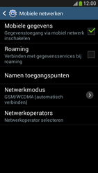 Samsung I9195 Galaxy S IV Mini LTE - internet - activeer 4G Internet - stap 5