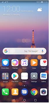 Huawei P20 Pro - WiFi - Enable WiFi Calling - Step 3