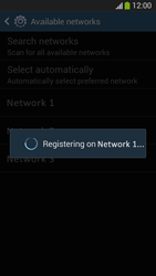 Samsung SM-G3815 Galaxy Express 2 - Network - Manual network selection - Step 9