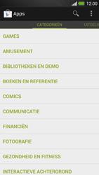 HTC One - Applicaties - Downloaden - Stap 5
