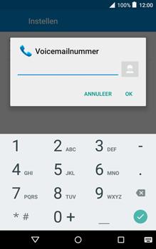 Alcatel Pixi 3 (8) - Voicemail - Handmatig instellen - Stap 10