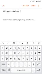 Samsung Galaxy J5 (2017) - E-mail - Sending emails - Step 11