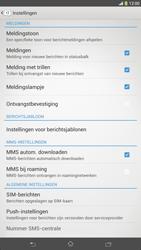 Sony C6833 Xperia Z Ultra LTE - sms - handmatig instellen - stap 6