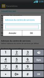 LG P880 Optimus 4X HD - SMS - Configuration manuelle - Étape 5